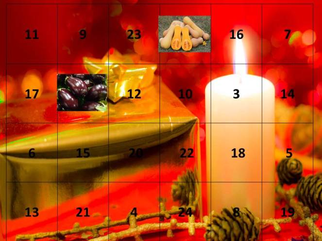 advent calendar 2nd