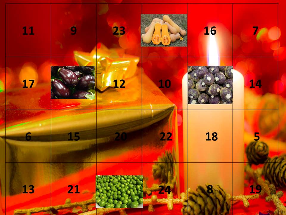 advent calendar 4th