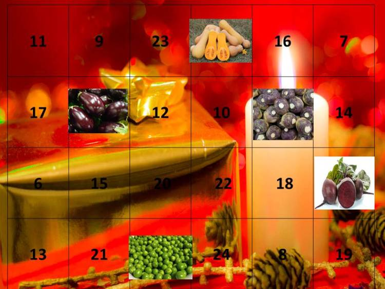 advent calendar 5th
