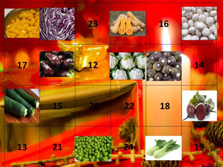 advent calendar 11th