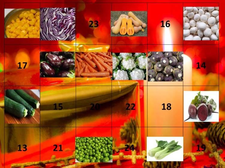 advent calendar 12th
