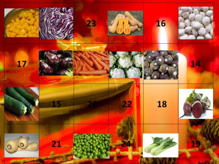 advent calendar 13th