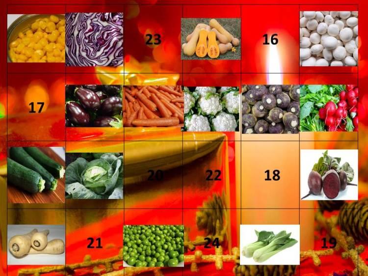 advent calendar 15th