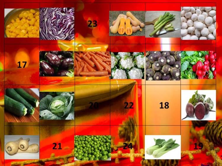 advent calendar 16th