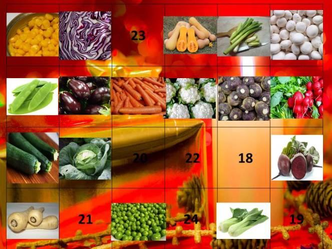 advent calendar 17th