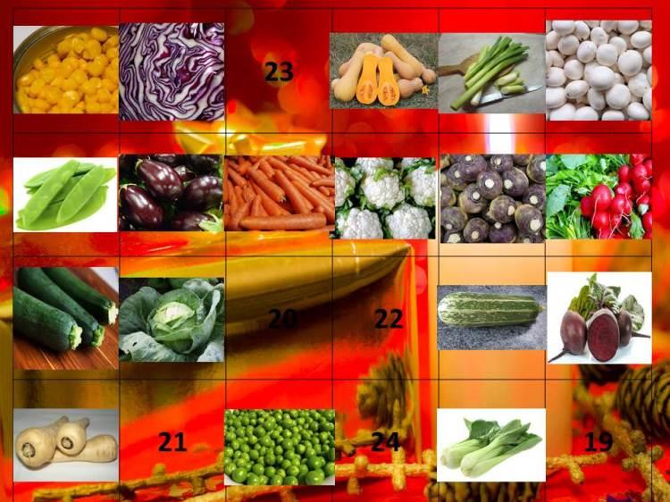 advent calendar 18th