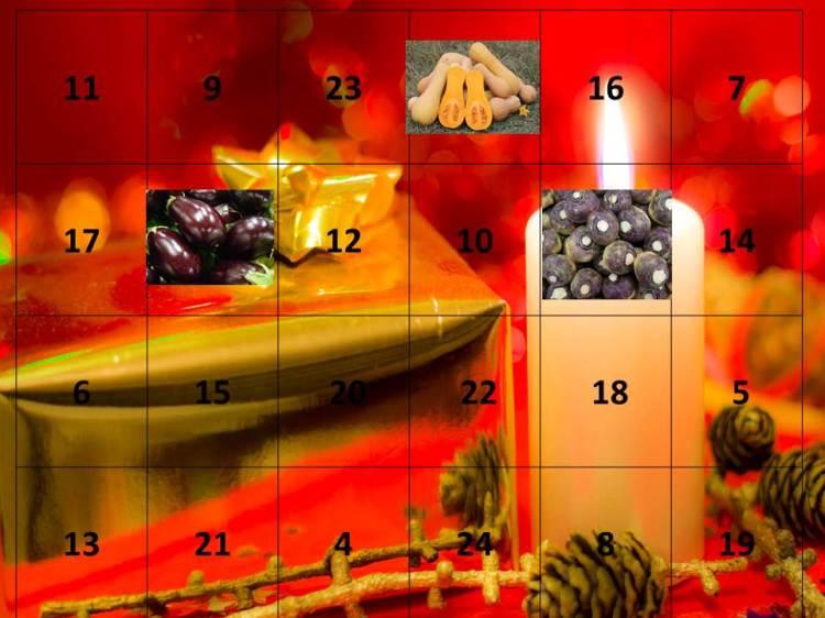 advent calendar 3rd