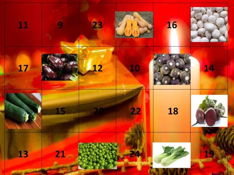 advent calendar 8th