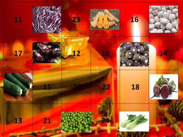advent calendar 9th